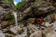 Canyoning Fratarica Slovenia Outdoor Galaxy