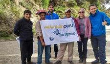 Team Mountain Peru