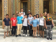 Walking Tour Bangkok