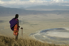 About The Ngoro Crater