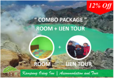 Combo Package Tour And Room