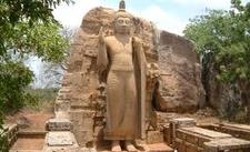 Aukana Buddha Statute
