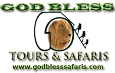 Godbless Sticker Sidecar