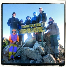 Mt Meru Summit