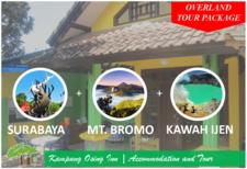 Overland Surabaya Bromo Ijen