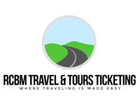 RCBM Travel & Tours Ticketing