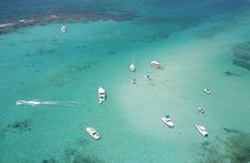 Stingray City Aerial Image Cayman Islands 2