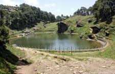 First View Of Sarolsar Lake