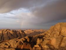 Mount Sinai (Gabal Musa)