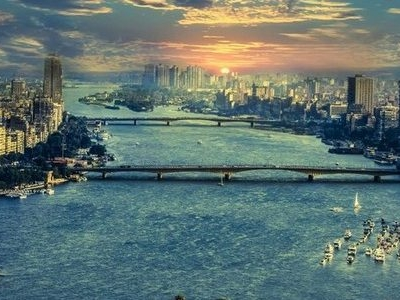 Preview The River Nile In Cairo 700x300