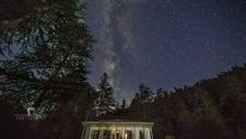 Shangarh Sainj Valley Night View