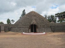 The Ancient Kings Palace In Nyanza Now Museum