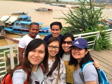 We Had A Nice Photo At Tonle Sap Lake On The Top View