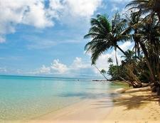 Beach Little Corn Island
