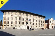 Discoverypisa 10 Euro Tours Piazza Dei Cavalieri