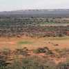 View From Swaneng Hill East Across The Kalahari