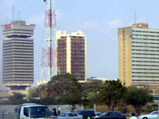 Lusaka The Capital City Of The Country And The Province