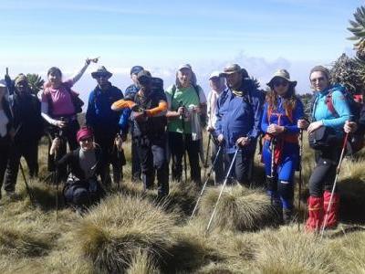 Mount Kilimanjaro Climbing Company