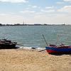 Boats At The Lake Qarun