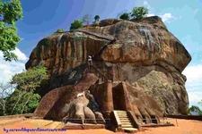Sigiriya Lion Rock Fortress Inpixio