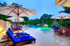 Belize Chaa Creek Jungle Lodge Infinity Pool