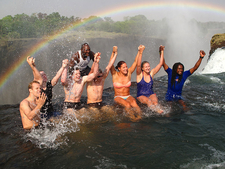 Devils Pool Livingstones Island