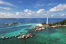 Foto Dilema Pulau Penjaga Dan Eksotisme Utara Belitung