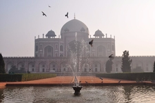 Humauns Tomb