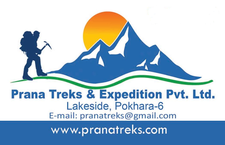 Logo Prana Pokhara
