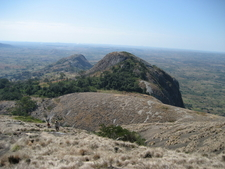 Looking Down From Mount Zembe