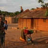 A Makhuwa Family In Nampula