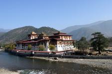 Punakha Dzong 2