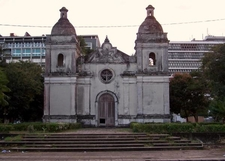 Old Cathedral Of Quelimane