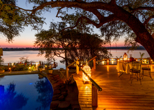 Tongabezi Lodge Dining Room Over Pool 1 Crop500x357
