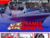 Prepare Your Week End Thames Monsta