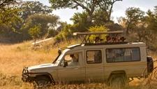 Our Safari Jeap