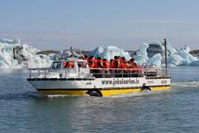 Jokulsarlon Boat