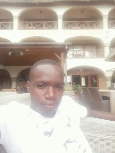 Sun Bathing At Birdnest Bunyonyi