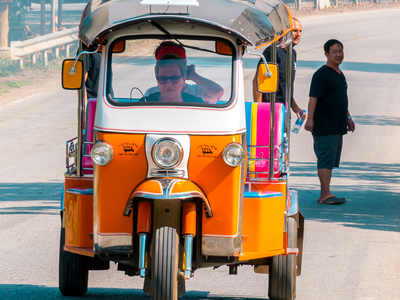 The Tuk Tuk Club Images 2