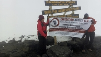 Tanzania Wildlife Safari Climbing Mt Kilimanjaro Summit 5895m