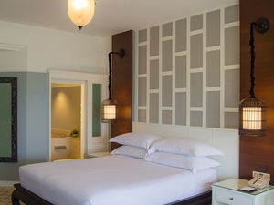 Hilton Phuket Arcadia Resort And Spa Deluxe Garden View Bedroom 1