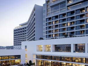 Exterior Hilton Busan
