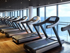 Hilton Busan Fitness Center