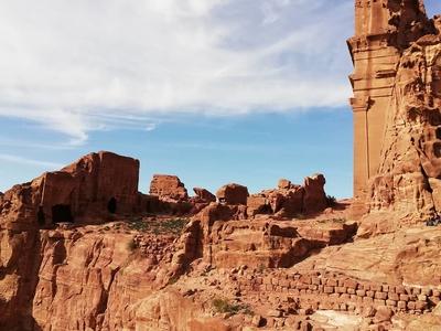 Petra Facades