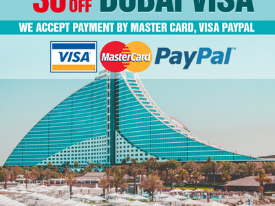 Dubai Visa Payment Type