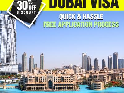Dubai Visa Process