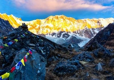 Annapurna Base Camp Iii