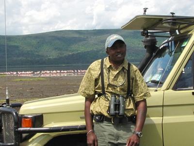 Ben Mugambi