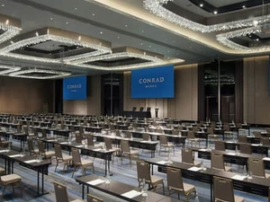 Conrad Manila Pasay Meeting Facility