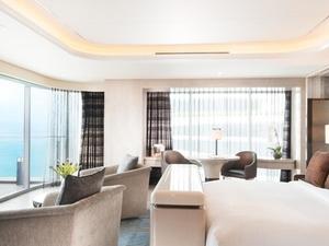 Conrad Manila Presidential Suite